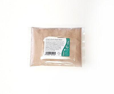 Feinste Natürliche Calcium (Calcium Bentonit (Bleicherde) Sehr Fein Pulver - 100g - Rein und Natürlich)