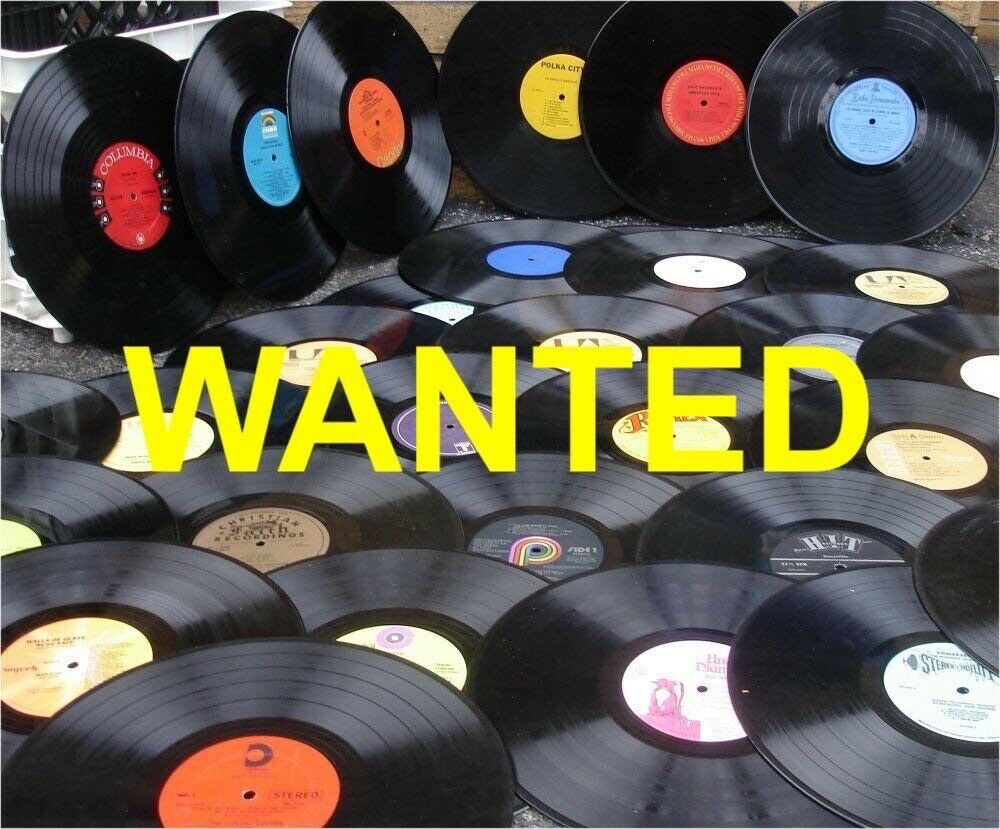 Vinyl Records Wanted In Poole Dorset Gumtree