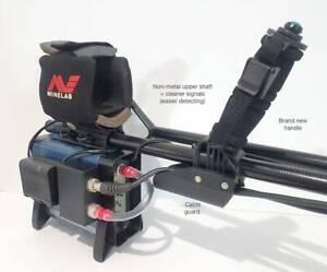 Best option minelab gpx4500 shafts