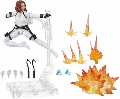 Marvel - Legends Series Black Widow - Multi, Free Shipping