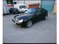 Mercedes C200 Kompressor coupe