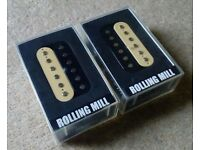 IronGear Rolling Mill Pickup Set(Zebra)