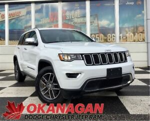 2017 Jeep Grand Cherokee LIMITED SPORT | Leather | Remote Start