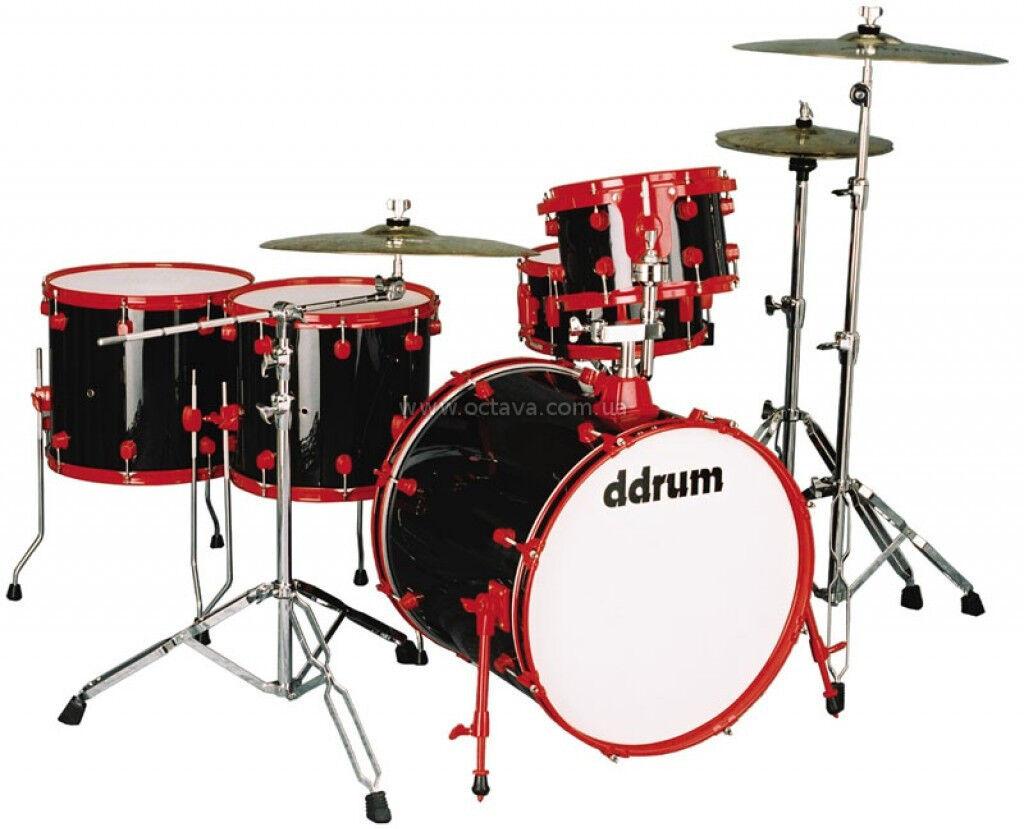 DRUMS: DDrum Diablo Punx 5-Piece Drum Set , Shell Drum Kit. / Brand NEW !