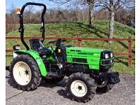 FieldMaster VT224-1D 22hp Sub-Compact Tractor – Ex Demo