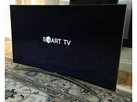 48in Samsung CURVED H8000 SMART 3D LED TV 1080p FREEVIEW/SAT HD WI-FI WARRANTY