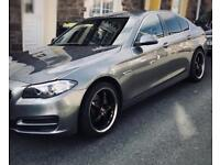 """19"""" BK993 deep dish alloy wheels with tyres"""
