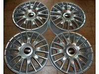 18'' Genuine BBS Alloy wheels - Refurbished, AUDI VW SEAT