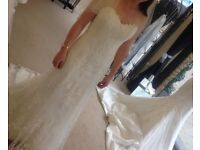 Maggie sorretto Wedding dress