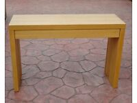 Dressing table with drawer Malm