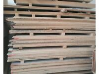 FREE 100 quantity mix of Melamine/MDF sheets 2600mmx2000mmx18mm