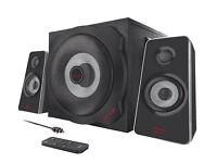 Trust GXT 638 Digital 2.1 Gaming Speaker Set with Subwoofer