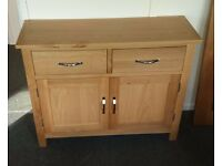 Small new sideboard