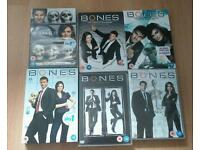 Bones dvd collection series 1-6