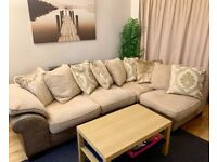 DFS corner sofa in GREAT CONDITION