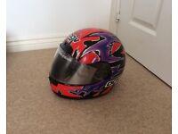AGV Motorcycle Bike Helmet For Sale.