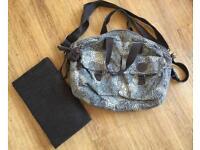 Kipling baby change bag