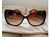 Genuine BVlgari ladies sunglasses