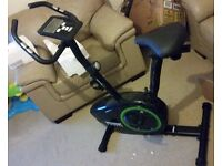 YORK Fitness Active 110 Exercise Cycle- brand new