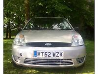 2003 FORD FIESTA FINESSE 1.3 68 BHP MINT DRIVE ONLY 92000 MILES SUNROOF