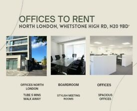 Offices to Rent North London