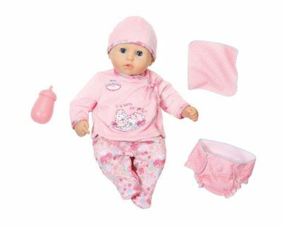 My first Baby Annabell I Care for you Babypuppe Puppe ab 3 Jahre Spielpuppe NEU