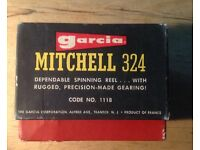 Garcia Mitchell 324 Fishing Reel