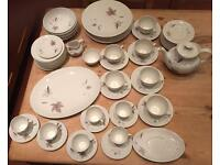 Royal Doulton Tumbling Leaves Dinner Set