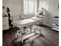 Therapy Room in Aesthetics Clinic Available