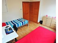 BEST TWIN ROOM in MAIDA VALE ** Perfect for 2 FRIENDS ** TERRACE ** MOVE IN TODAY **