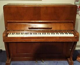 Upright piano Berry London, spares or repair