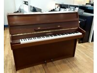 Chappell Modern Upright Piano Mahogany Satin