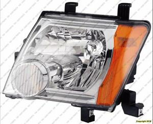 Head Lamp Driver Side High Quality Nissan XTERRA 2005-2007