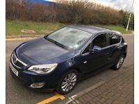 Vauxhall Astra 2011, 54k, Auto, 10 months MOT, Full History.