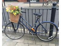 Genuine Vintage Lady's bike / Mixte - 3 gears