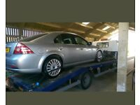 Ford mondeo breaking mk3 mk4 spare parts repairs