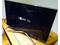 3D - 32in Samsung - LED Smart TV -400hz- Voice ctrl -wifi Freeview HD - warranty