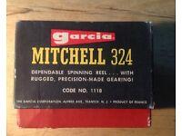 Garcia Mitchell 324 Spinning Reel