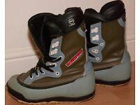 """""""Vans"""" Snowboard Boots"""
