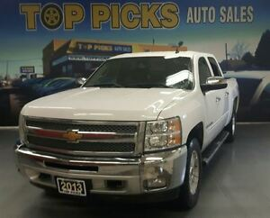 2013 Chevrolet Silverado LT, Z71, BUCKETS AND CONSOLE, ALLOY WHE