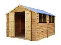 Looking for someone to build a shed