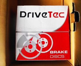 New Front Brake Discs for Mercedes ( 2 x Discs)