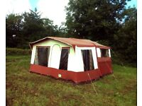 Pennine Aztec Trailer Tent with Awning and all the extras
