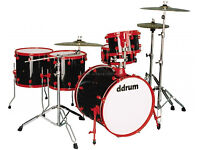 DRUMS , DDrum Diablo Punx 5-Piece Drum Set , Shell Drum Kit. / Brand NEW !