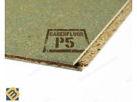 Chipboard Flooring - Caberfloor T&G Chipboard Sheets 18mm 22mm Tongue Groove