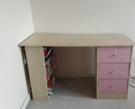 Boys and girls argos desk
