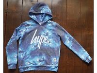 Hype hoodie sz 11-12 yrs - excellent condition