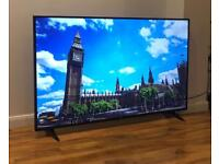 """NEW 65"""" 4K HDR Ultra HD Smart TV. 2 weeks old with box, warranty &precept. I Can deliver"""