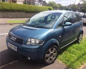 Audi a2 immaculate condition. Not golf not a3 not polo