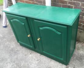 Large Green Sideboard